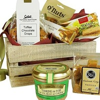 Gourmet Gift Crate